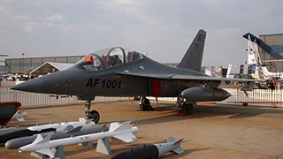 Zambia Air Force commander hopes to buy more Chinese aircraft
