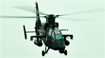Army aviation regiment conducts first flight training in 2017