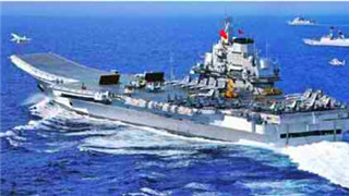 Foreign media: China to build a super navy of 500 vessels