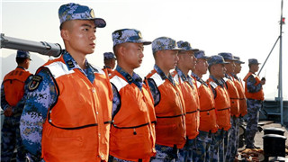 PLA Hong Kong Garrison participates in maritime search-and-rescue drill