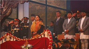 Nepalese Army observes