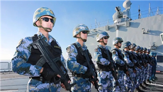 27th Chinese naval escort taskforce makes technical stop in Cape Town
