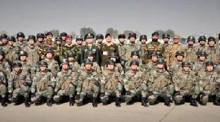 'Warrior-VI': Pakistan-China joint military drills culminate near Kharian