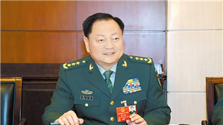 Senior military official calls for new advances in anti-graft fight