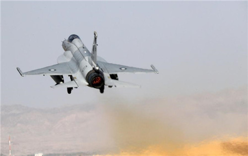 JF-17 Block 3 jet expected to be fitted with active