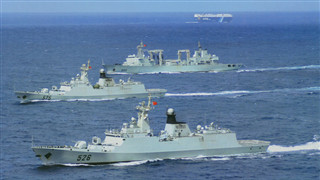 Chinese naval fleets escort over 6,600 vessels in Gulf of Aden, Somalia over past 10 years