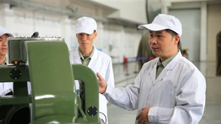 China regulates granting of subsidies on military scientific research