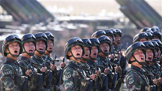 China further regulates military expenditure