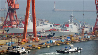 Chinese guided missile destroyer suitable for mass production: experts