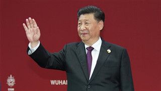 Xi Focus: Xi sends message of peace at