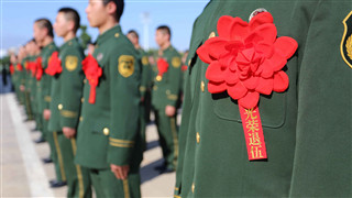 China to select, honor model military veterans