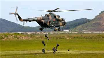 Army aviation brigade hones force-projection capability