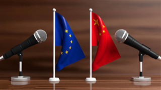 China, EU hold 11th security and defense policy dialogue