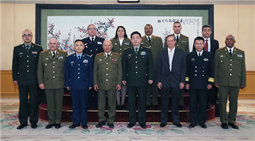 China, Cuba pledge further development of military-to-military relations