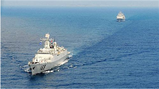 China sends new naval destroyer fleet to Somali waters for escort mission